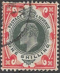 Great Britain 138a Used - Edward VII