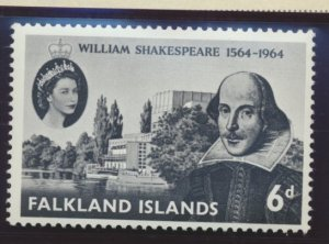 Falkland Islands Stamp Scott #149, Mint Hinged - Free U.S. Shipping, Free Wor...