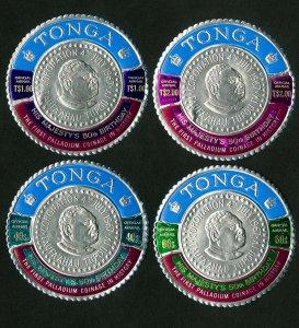 Tonga Stamps # CO21-4 VF OG NH