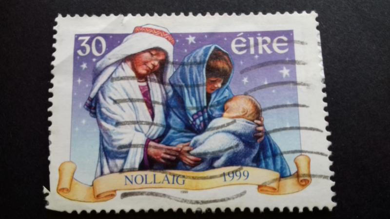 Ireland Christmas 1999  Used