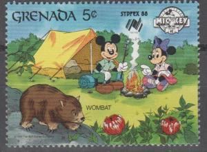 Grenada #1642  MNH F-VF  (SU1624)