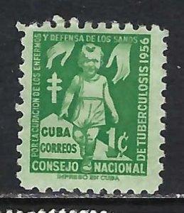 CUBA RA33 MNG Z639