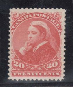 Canada #46 VF Mint