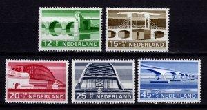 Netherlands 1968 Cultural, Health & Social Welfare Fund Set [Unused]