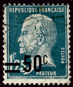 France Sc #235 Used Fine SCV$2.25...French Stamps are Iconic!