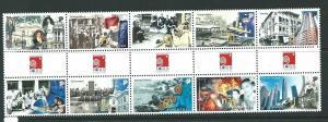 SINGAPORE SG1014a 1999 NEW MILLENNIUM (1st SERIES)  MNH