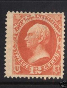 USA #O101 XF Mint