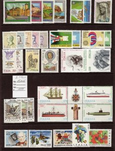 ITALY LOT# DIFF.1 -MNH