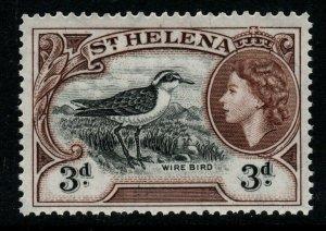 ST.HELENA SG158 1953 3d DEFINITIVE MNH