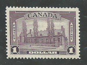 Canada #245   Mint   VF  1938  PD
