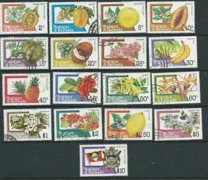 Antigua  #1146-1161A  (U)  CV $30.20