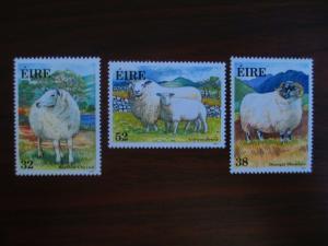 Ireland #841-43 Mint Never Hinged- (JB5) WDWPhilatelic