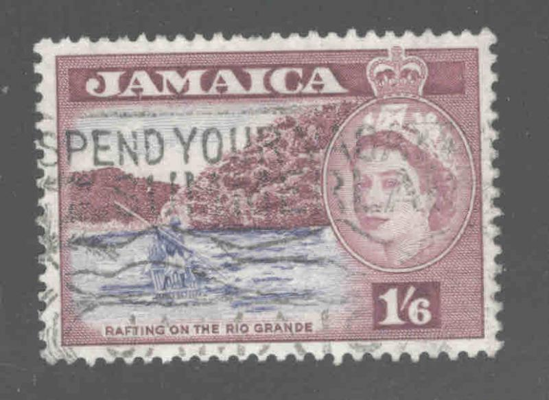 Jamaica Scott 169 Used stamp