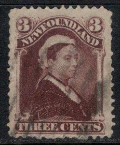 Newfoundland 51  CV $4.75  tiny thin