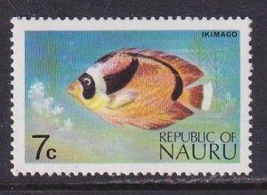 Nauru (1973) #96 MNH
