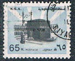 Saudi Arabia 881 Used Holy Kaaba (BP5113)