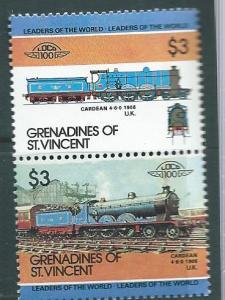 ST. Vincent Grenadines-#344 (MNH) CV $0.60