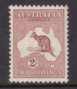 Australia #99 XF Mint