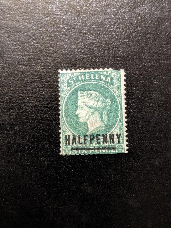 St. Helena 33a FMNG, CV $16