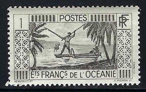 French Polynesia 80 MOG 362G-3