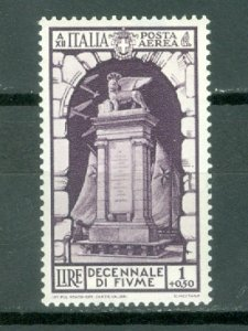 ITALY FIUME #C59...MINT NO THINS...$0.95
