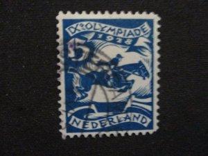 Netherlands #B31 Used WDWPhilatelic (H5K7)