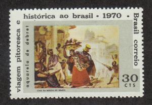 Brazil Scott # 1141A MH