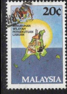 Malaysia Scott 275 Used stamp