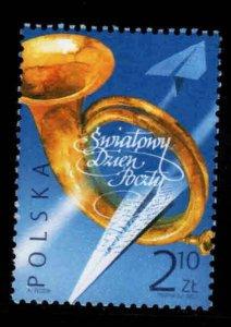 Poland Scott 3673 MNH**  Music stamp