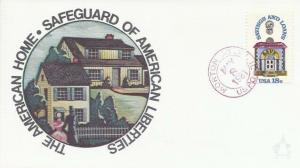 1811 18c SAVINGS & LOAN - Andrews - Unofficial Morton Grove, IL cancel