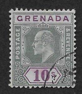 GRENADA SC# 67  F/U 1906