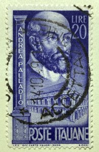 AlexStamps ITALY #524 VF Used SON