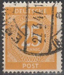 Germany #546 F-VF Used (S3937)