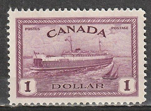 #273 Canada Mint OGLH