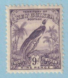 NEW GUINEA 25  MINT NEVER HINGED OG ** NO FAULTS EXTRA FINE!