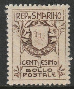 San Marino Sc 78 MLH type 2
