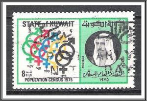 Kuwait #626 Census Used