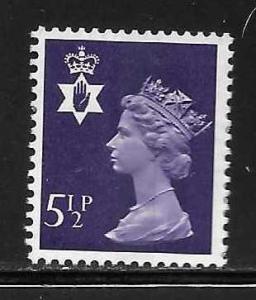 Great Britain Northern Ireland NIMH6 5 1/2p Machin single...