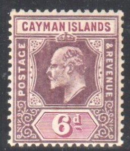 CAYMAN ISLANDS 26 MINT VF OG NH * NO FAULTS