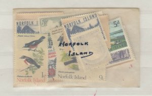 Norfolk Island Collection in Packet JK338