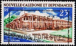 New Caledonia. 1972 23f S.G.508 Fine Used