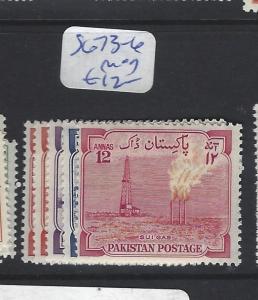PAKISTAN (P2004B)  SG73-6   MOG