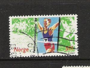 NORWAY 937 VFU RUNNER N13