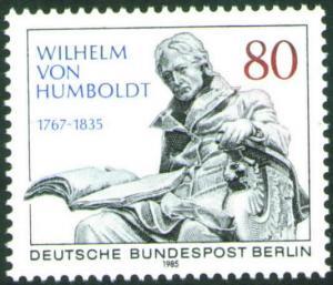 Germany Berlin Occupation Scott 9N499 MNH** 1985