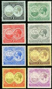 Bermuda Stamps # 50-60+67-9 MH VF Scott Value $142.50
