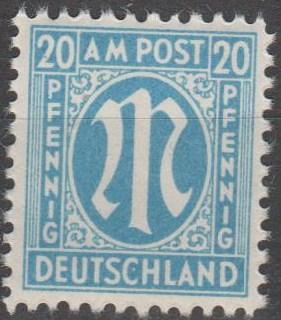 Germany #3N11  MNH F-VF (SU3)