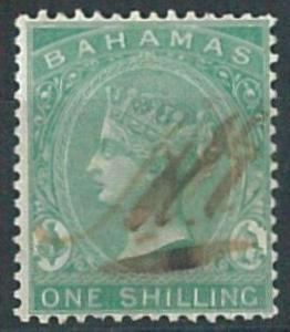 70320b - BAHAMAS - STAMP: Stanley Gibbons #  39  -  Finely Used