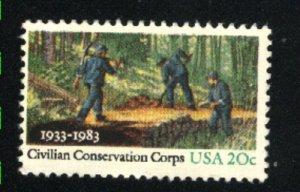 USA 2037   Used 1983 PD