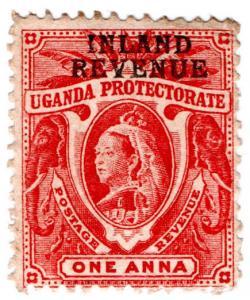 (I.B) KUT Revenue : Uganda Duty 1c