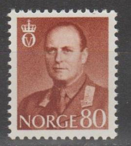 Norway #367 MNH F-VF CV $14.00 (SU743)
